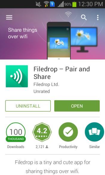 Filedrop4