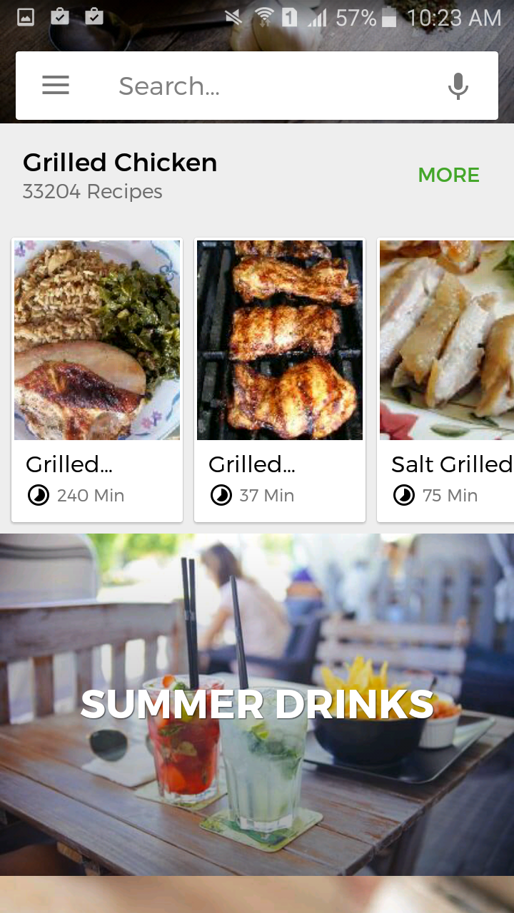 Recipe book app review your novice app reviewer you can also upload your own recipes forumfinder Images
