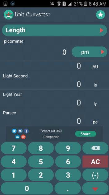 Smart kit 360 21